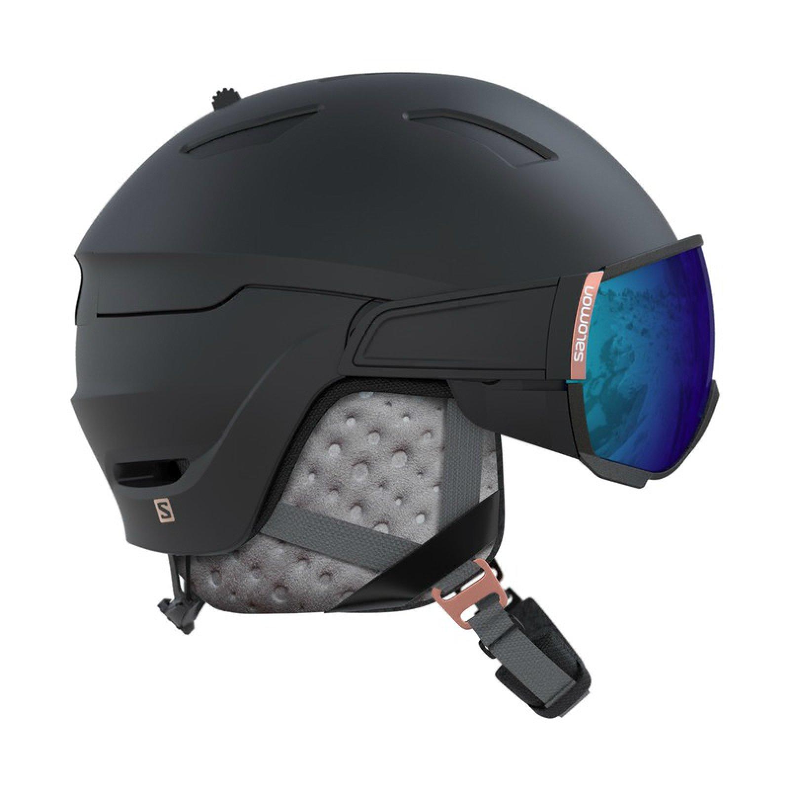 Lyžařská helma Salomon Mirage W L39919700 18 19 - Actisport.cz ce460357bc