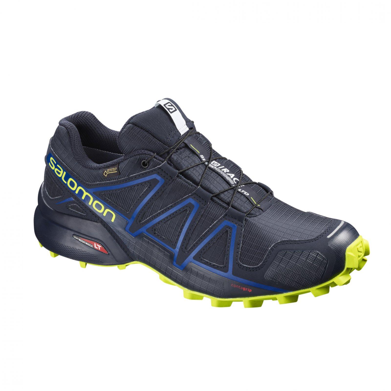 Trailové běžecké boty Salomon Speedcross 4 GTX S Race LTD L40611300 ... 71b397a0ce