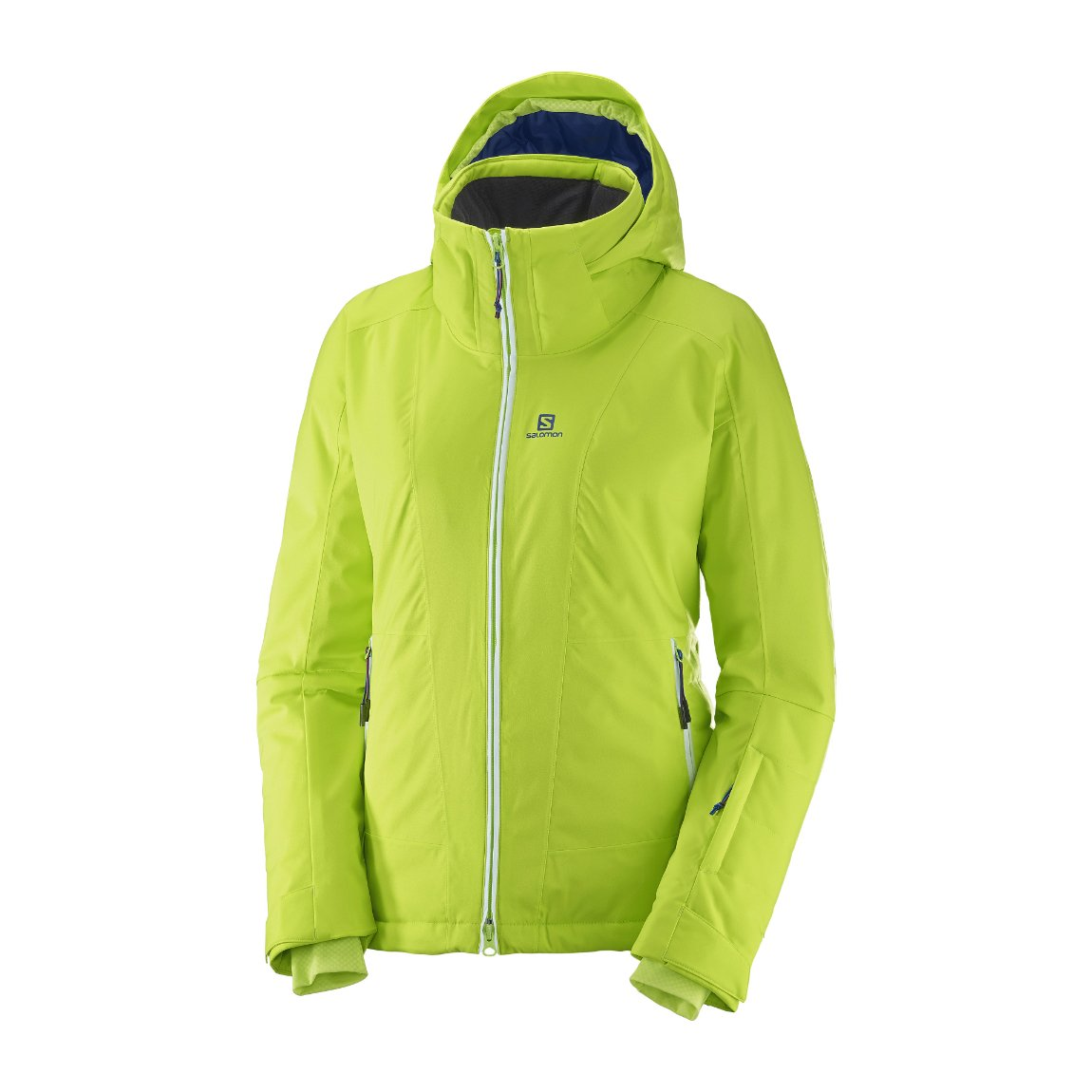 Dámská lyžařská bunda Salomon Iceglory Jacket W L37476100 - Actisport.cz e6b3311d3b