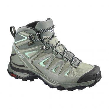 Outdoorové boty Salomon X Ultra 3 Mid GTX W L40134600 - Actisport.cz 3fb22a9240