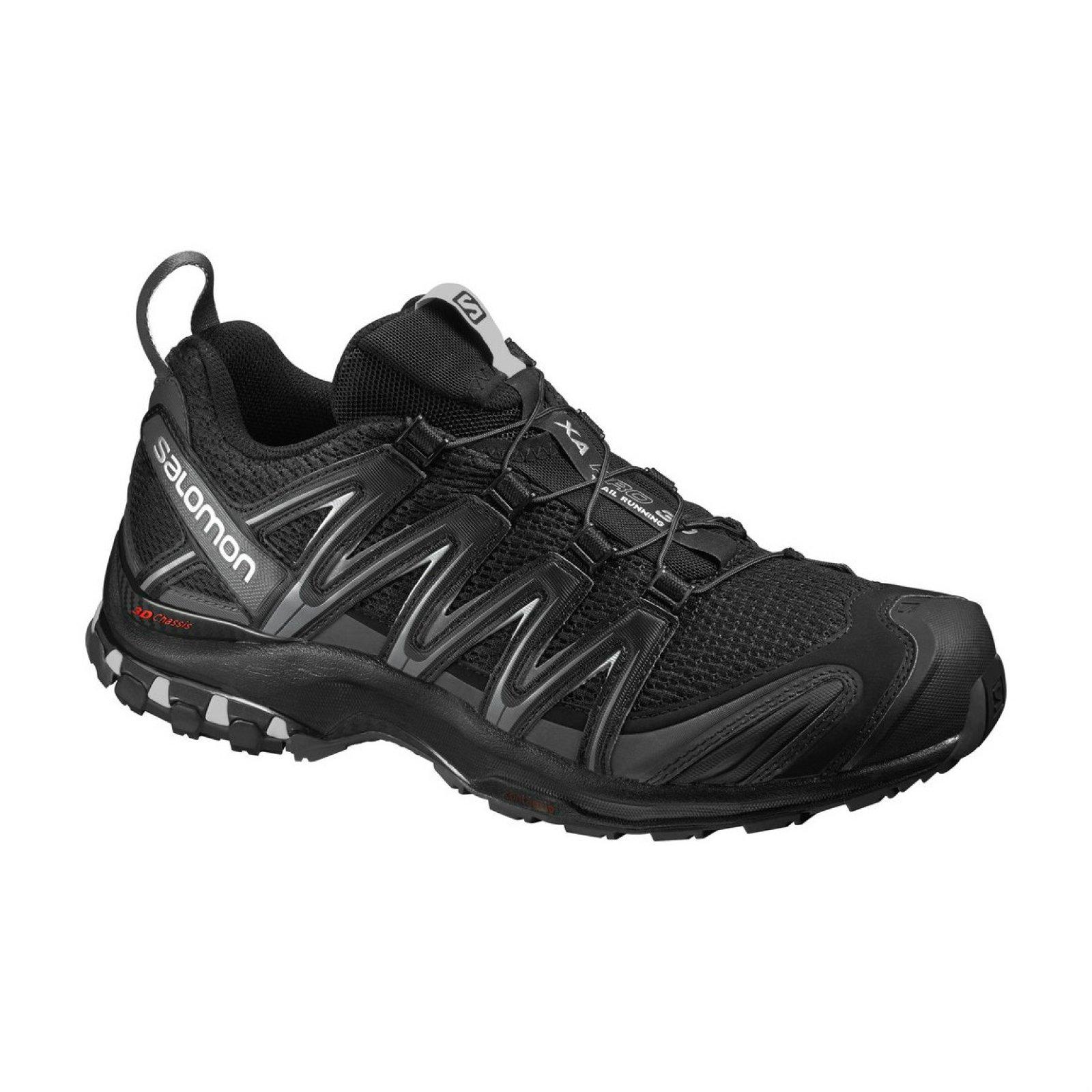 02107d9f9d3 Trailové běžecké boty Salomon XA Pro 3D M L39251400 - Actisport.cz