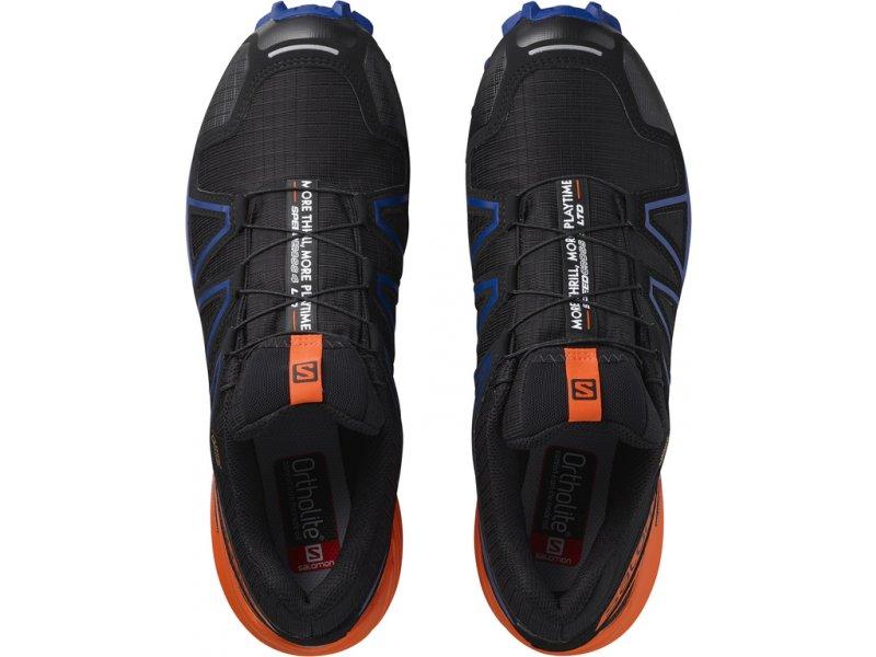 Trailové běžecké boty Salomon Speedcross 4 GTX LTD M L40177400 ... 924123ea75
