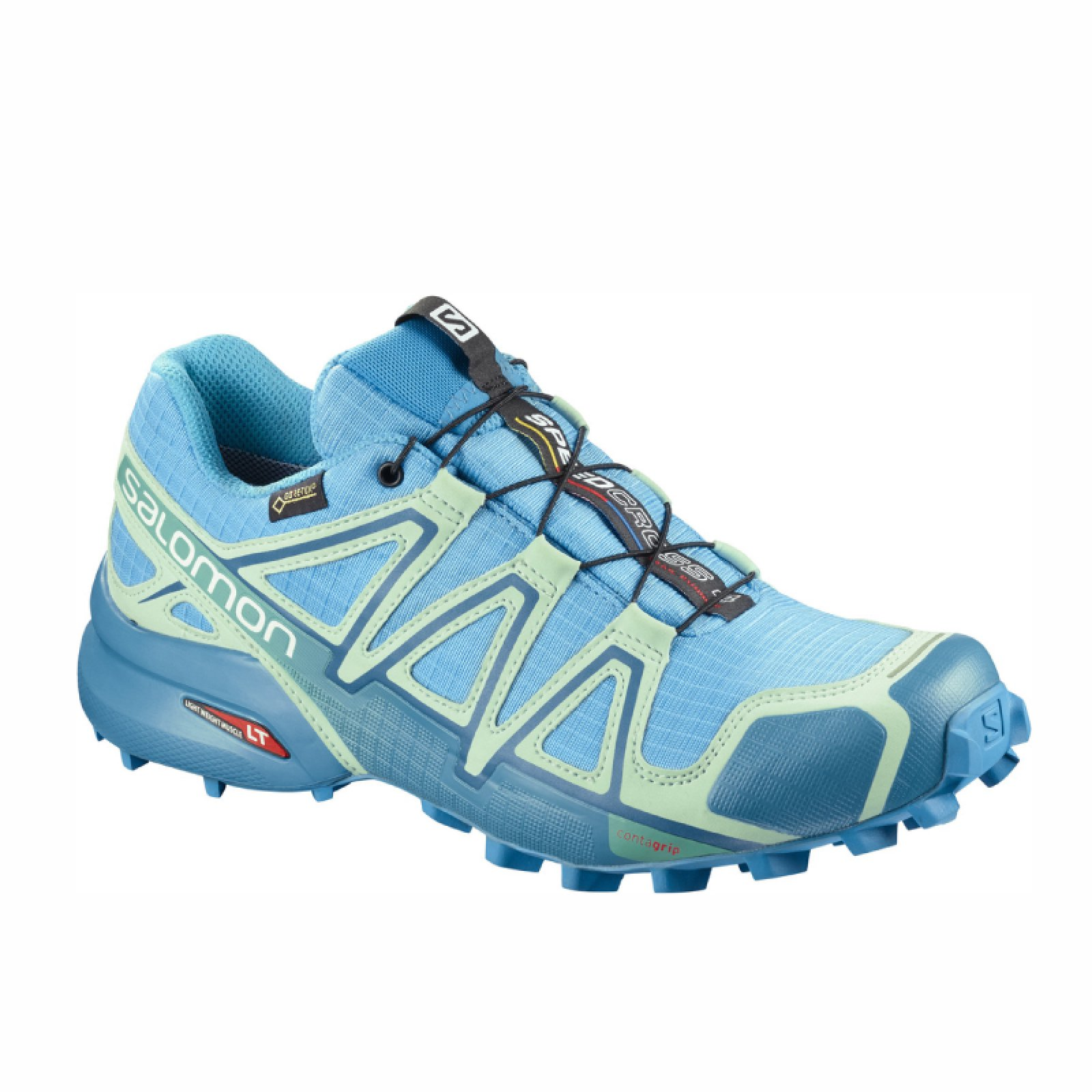 db85e3d7910 Trailové běžecké boty Salomon Speedcross 4 GTX W L40099900 ...