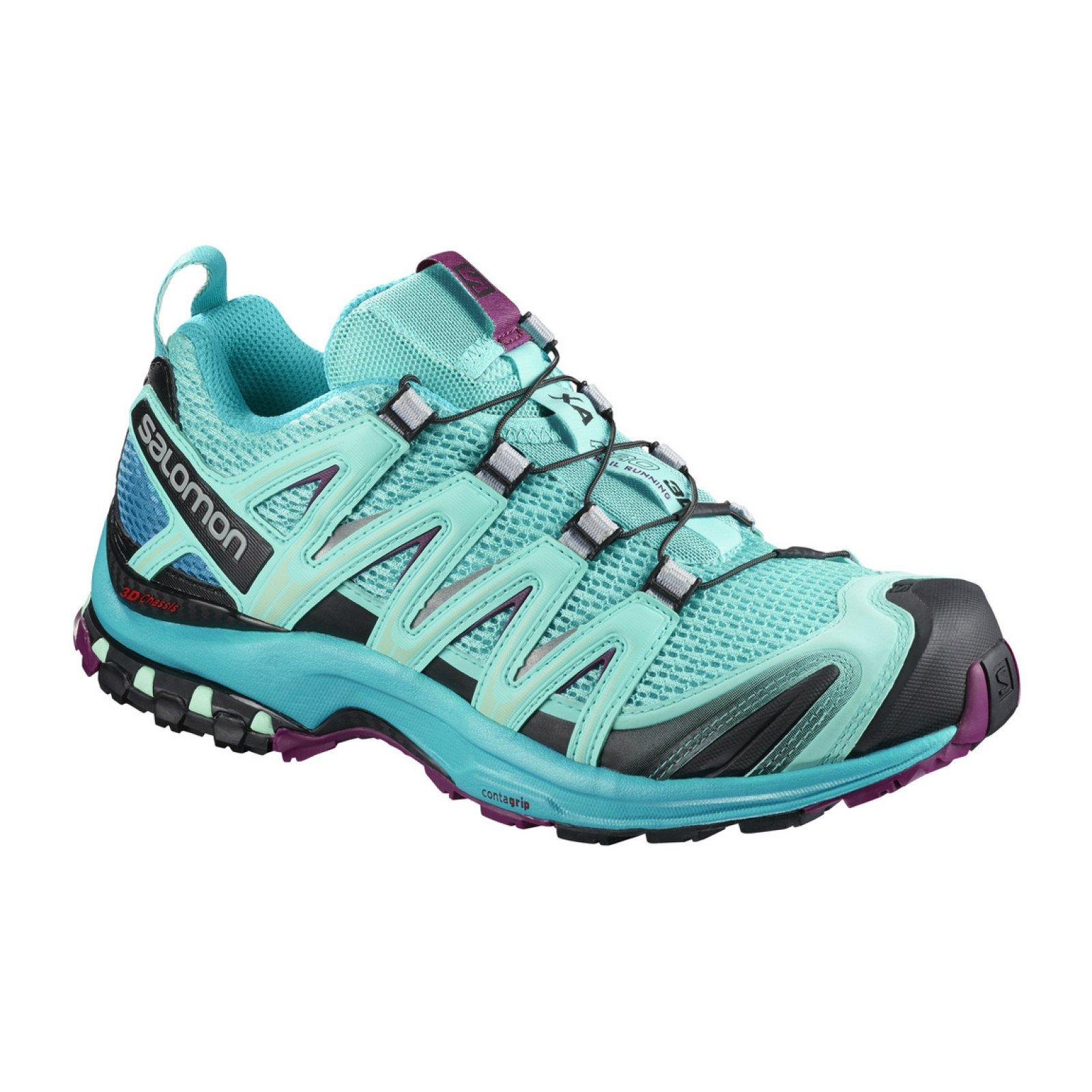 a001c71d5f3 Outdoorové boty Salomon XA Pro 3D W L40089600 - Actisport.cz