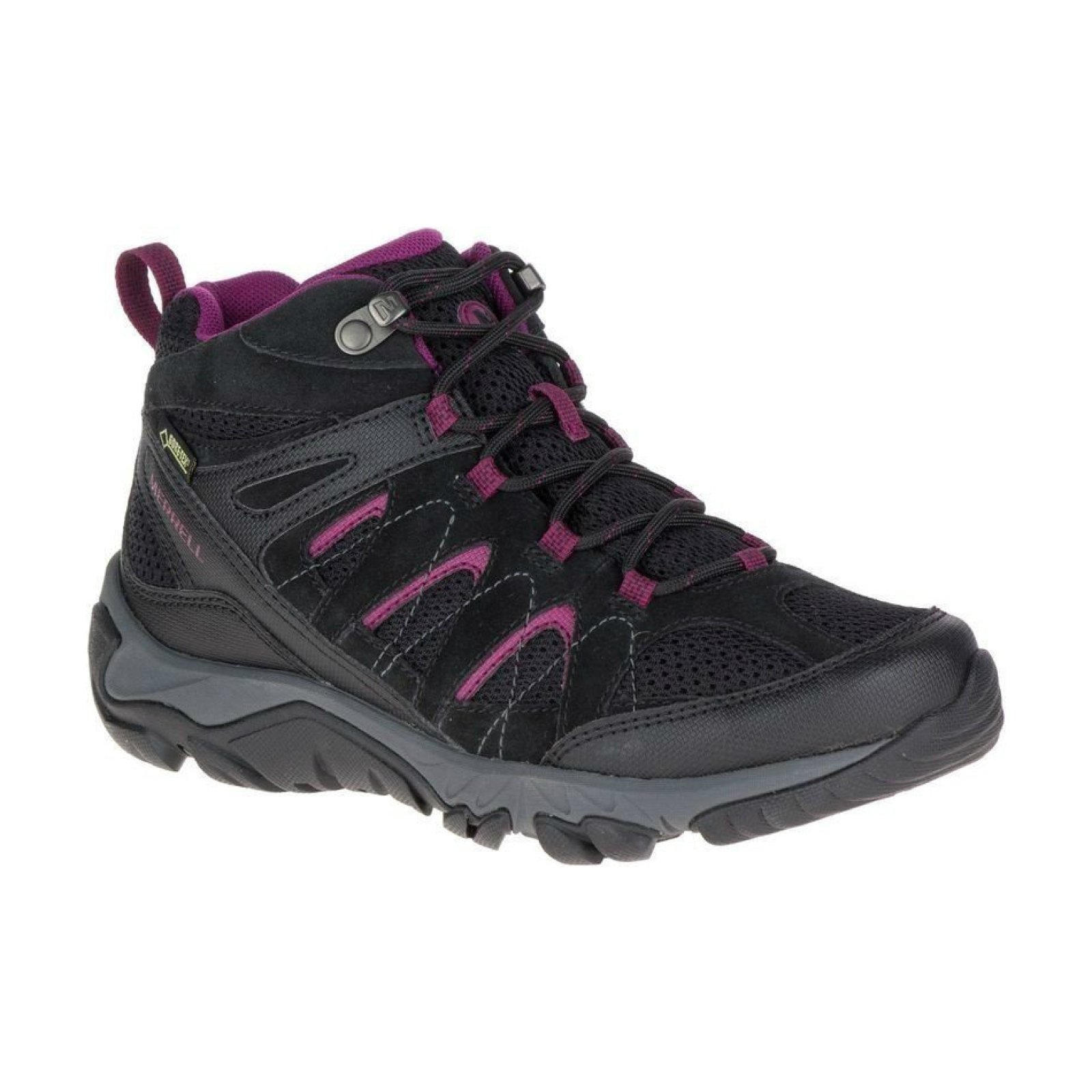 Outdoorové boty Merrell Outmost Mid Vent GTX W J09516 - Actisport.cz 3b4d786e26