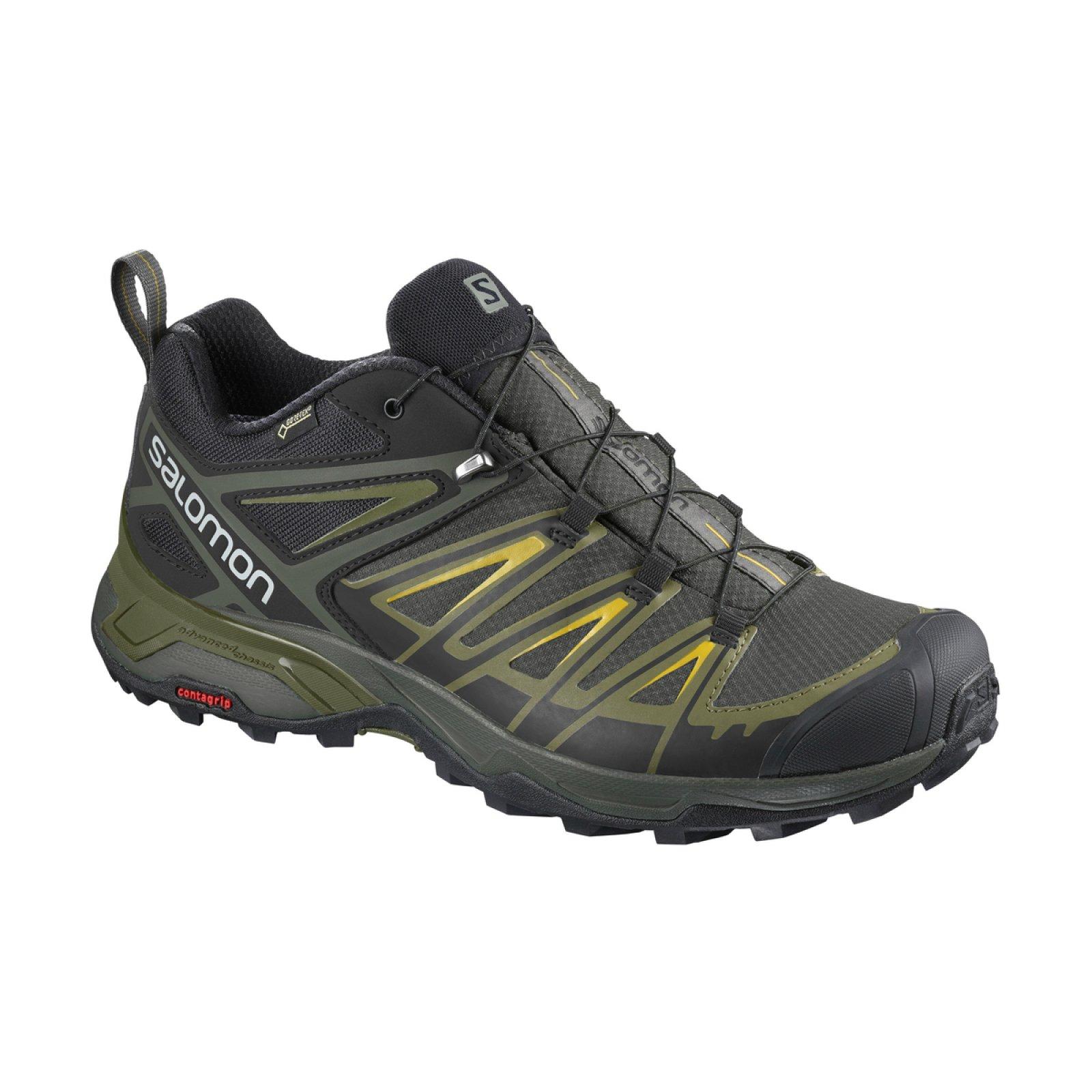 93f5ce2669f Outdoorové boty Salomon X Ultra 3 GTX M L40242200 - Actisport.cz