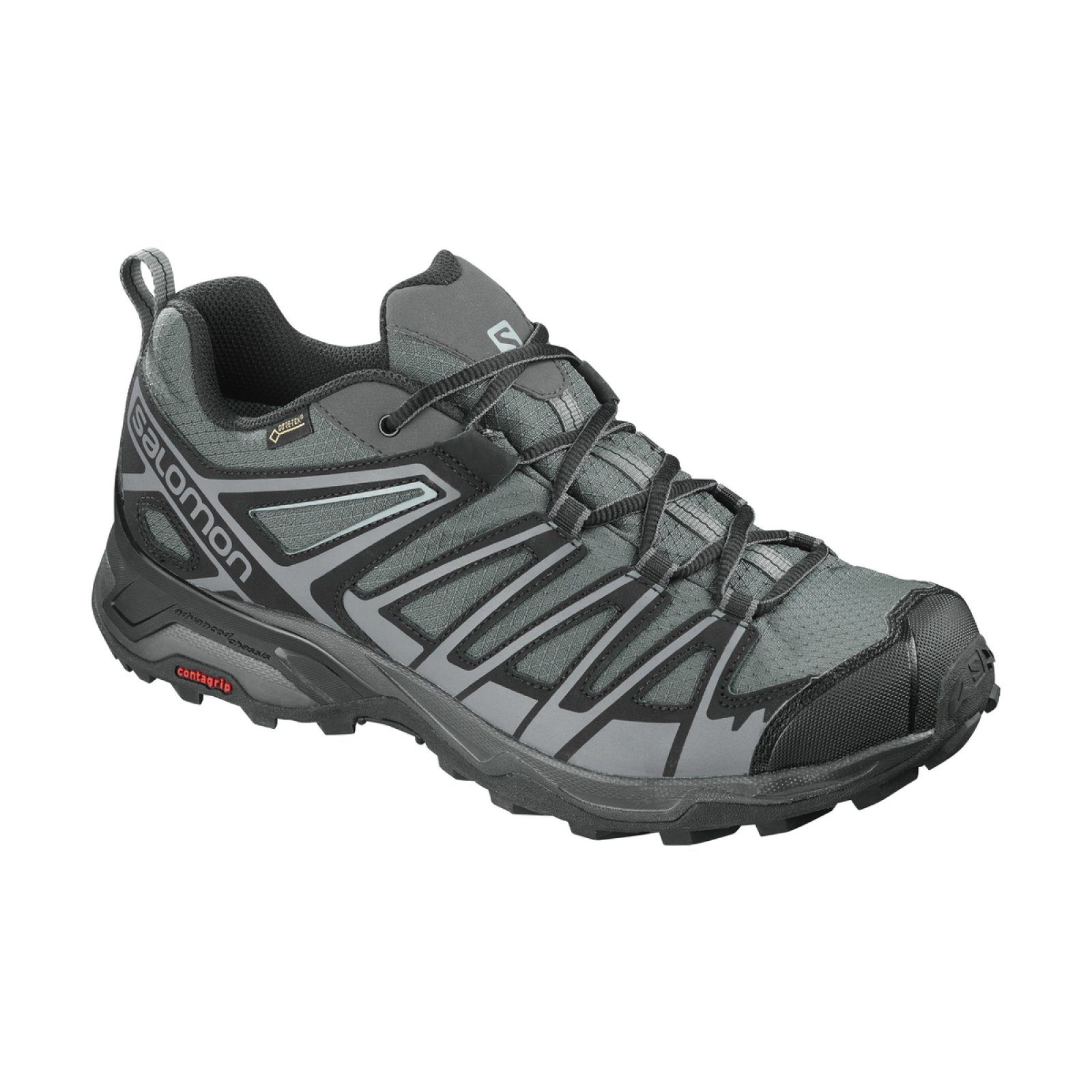 Outdoorové boty Salomon X Ultra 3 Prime GTX M L40246100 - Actisport.cz 45a87289c4a
