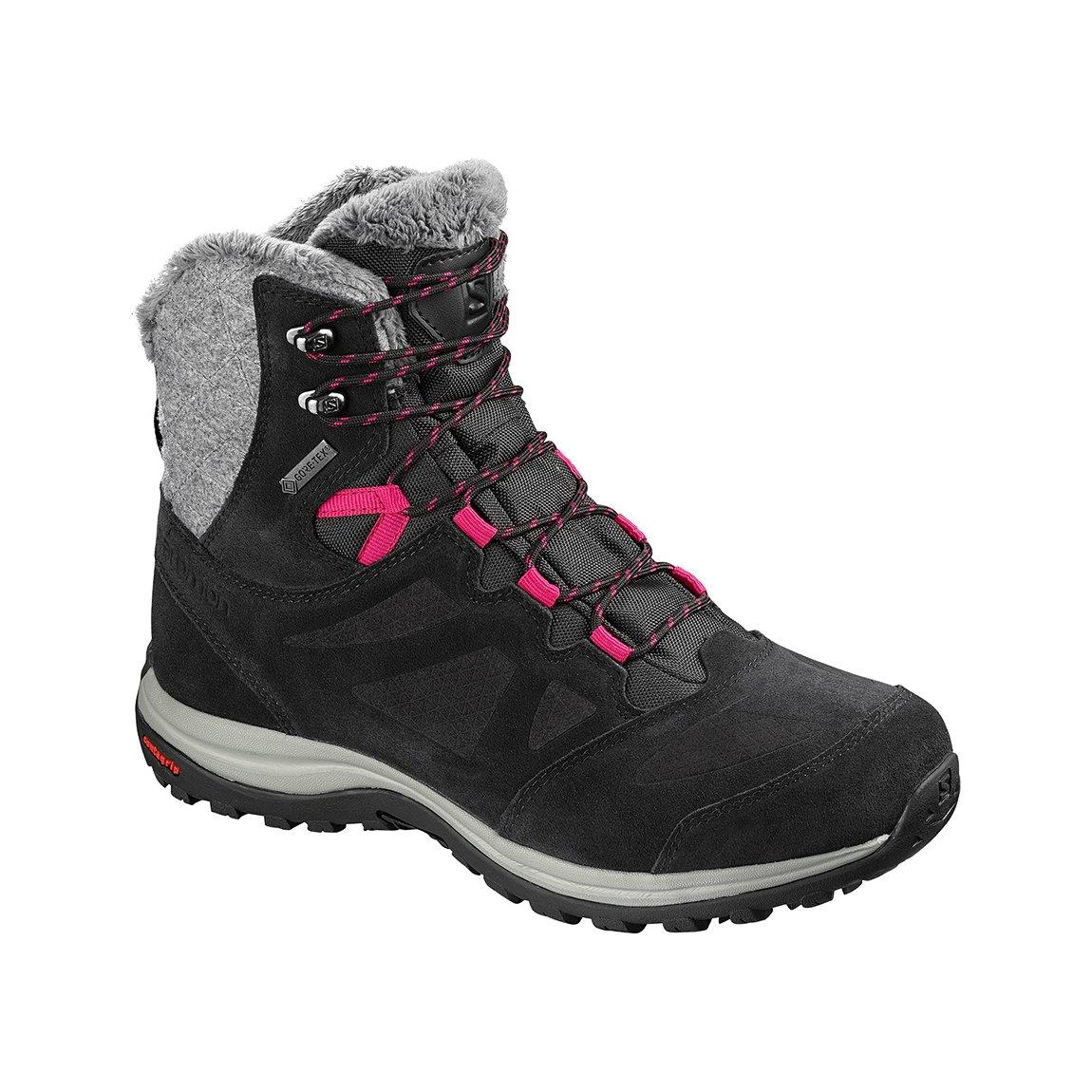 eba4ec00b5f Zimní boty Salomon Kaina Mid GTX W L40473500 - Actisport.cz
