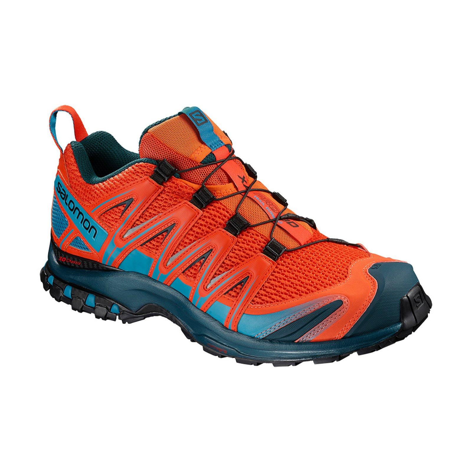 f7384f55ef7 Outdoorové trailové boty Salomon XA Pro 3D M L40471000 - Actisport.cz