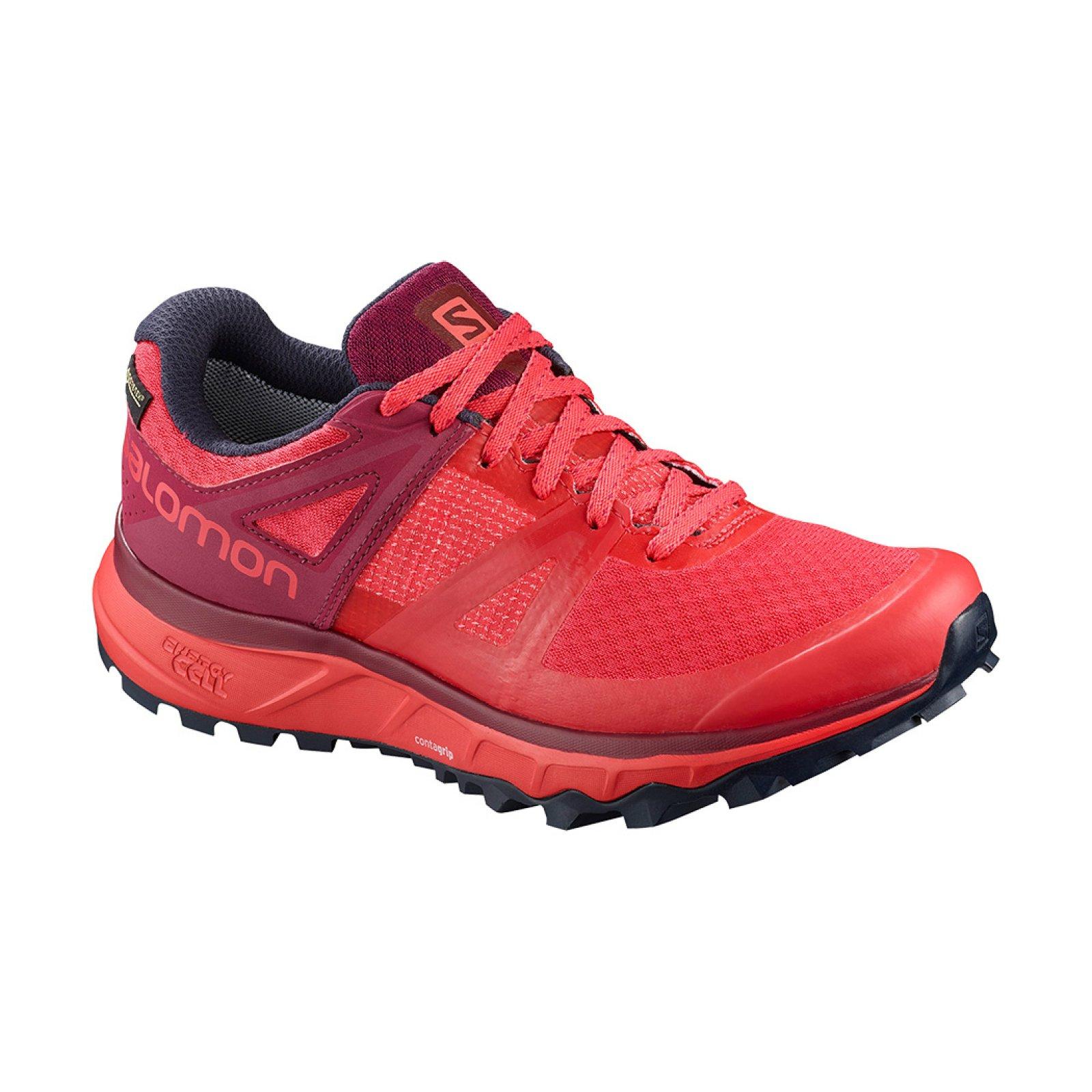 c04ca3819b3 Trailové běžecké boty Salomon Trailster GTX W L40488600 - Actisport.cz