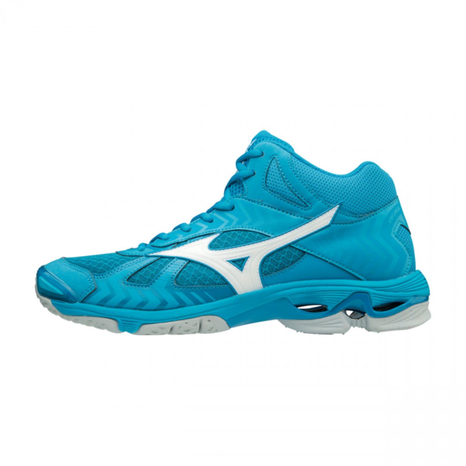 a1e466263bf Volejbalové boty Mizuno Wave Bolt 7 Mid M V1GA186598 - Actisport.cz