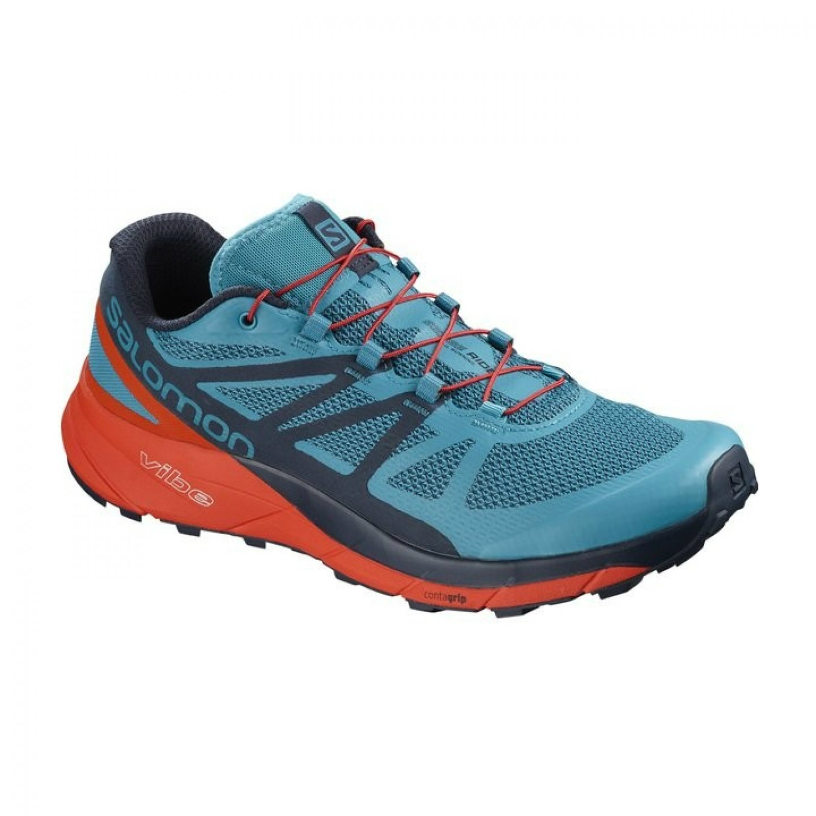 Trailové boty Salomon Sense Ride M L40484800 - Actisport.cz 7d1c70671c3