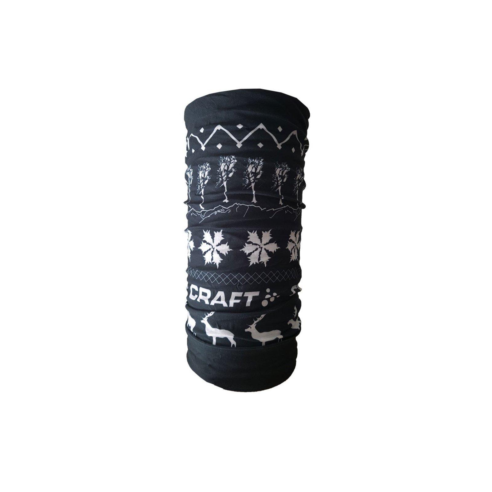0d89588e322 Nákrčník Craft Neck Tube 1904092-9900 černá - Actisport.cz