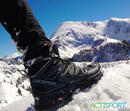 RECENZE  X Ultra 3 Mid GTX – nejpohodlnější turistická obuv  5b7f596017