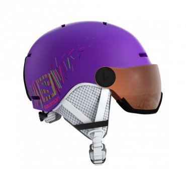 Salomon Grom Visor Jr L40539500 18/19