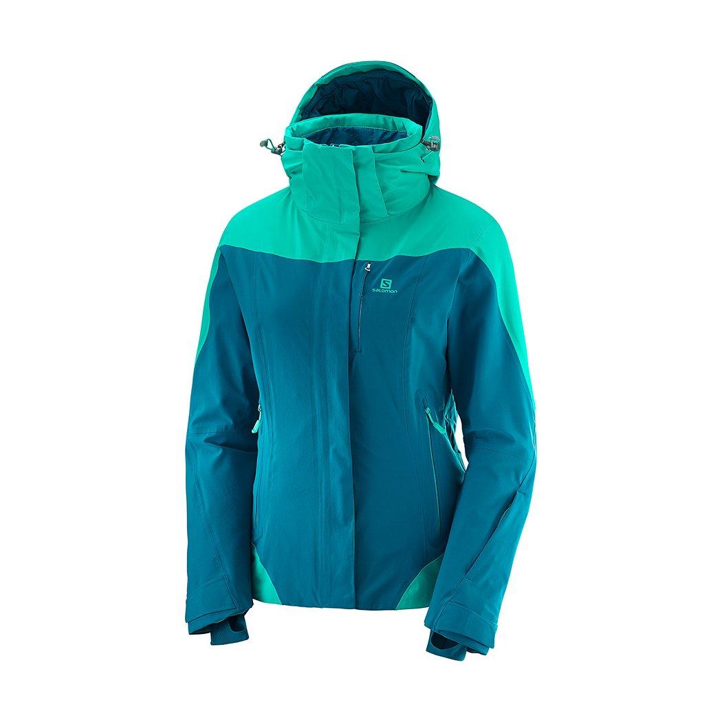 Lyžařské kalhoty Salomon Catch Me Pant W medieval blue L40450200 ... a92a12d279