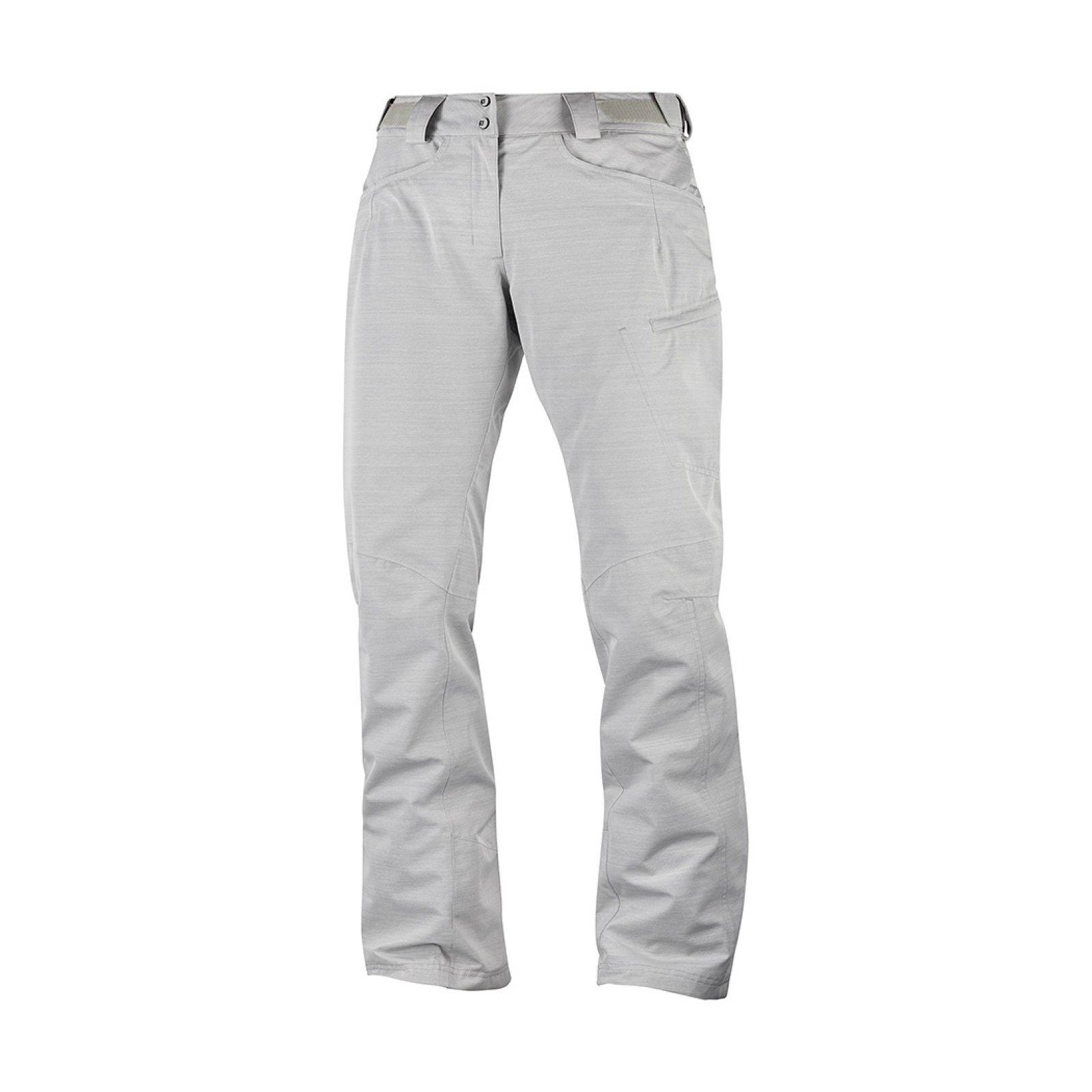 Lyžařské kalhoty Salomon Fantasy Pant W vapor heather L40367100 ... 1ea201c8b9
