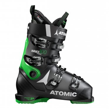 Atomic Hawx Prime 100 Black/Green AE5018060 18/19
