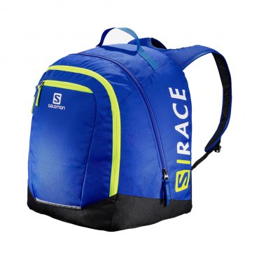 Salomon Original Gear Backpack LC1171200 Race Blue/Neon Yellow