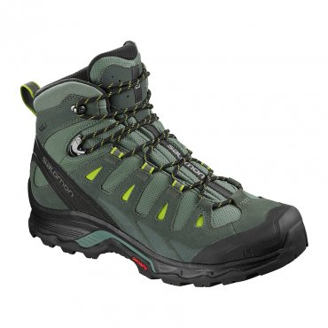 Salomon Quest Prime GTX M L40467400 Balsam Green/Urban Chic/Lime Green