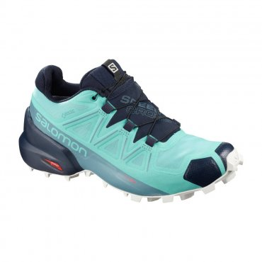 Salomon Speedcross 5 GTX W Meadowbroo/Navy L40794600
