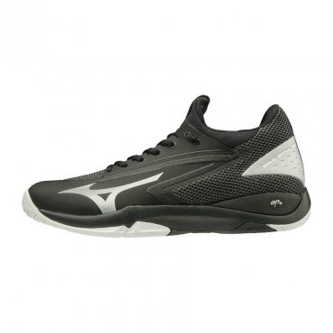 Mizuno Wave Impulse AC M Black/Silver/White 61GA198003