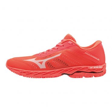 Mizuno Wave Shadow 3 M Fiery Coral/White/Fiery Coral J1GD193001