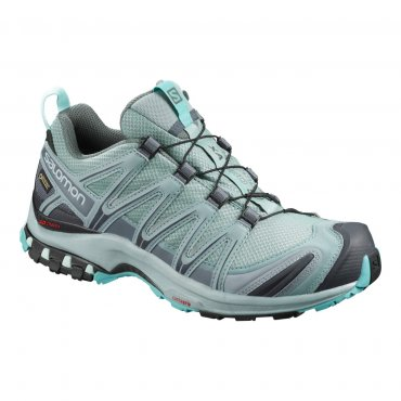 Salomon XA Pro 3D GTX W Lead/Stormy Weather/Meadowbrook L40790600