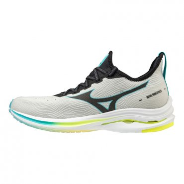 Mizuno Wave Rider Neo W lunar rock/black/blue J1GD207810