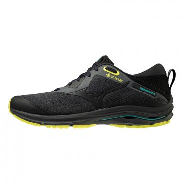 Mizuno Wave Rider GTX 2 M dark shadow/black/yellow J1GC207909