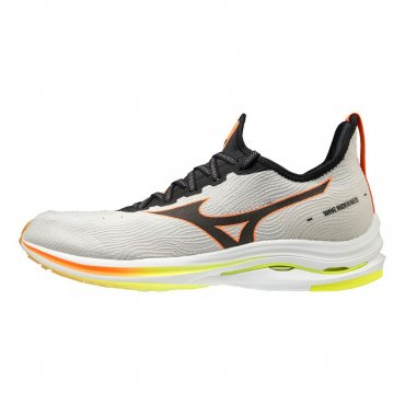Mizuno Wave Rider Neo M lunar rock/black/orange J1GC207810
