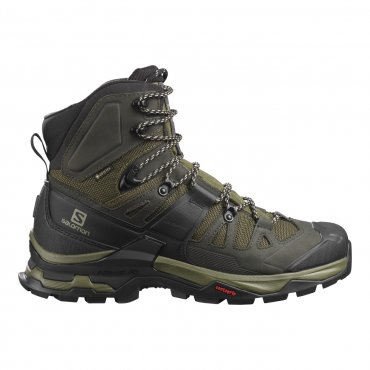 Salomon Quest 4 GTX M olive night/peat/safari L41292500