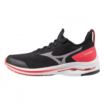 Mizuno Wave Rider Neo W black/white/ignition red J1GD207802