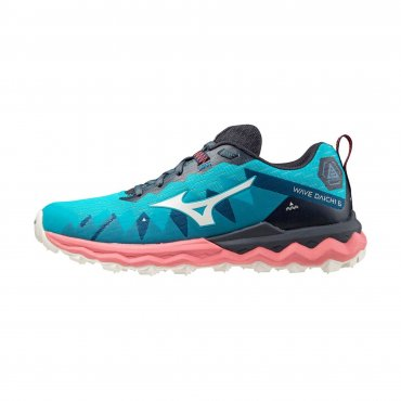 Mizuno Wave Daichi 6 W scuba blue/snow white/tea rose J1GK217113