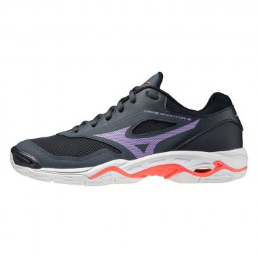 Mizuno Wave Phantom 2 W india ink/265c/fiery coral X1GB206066