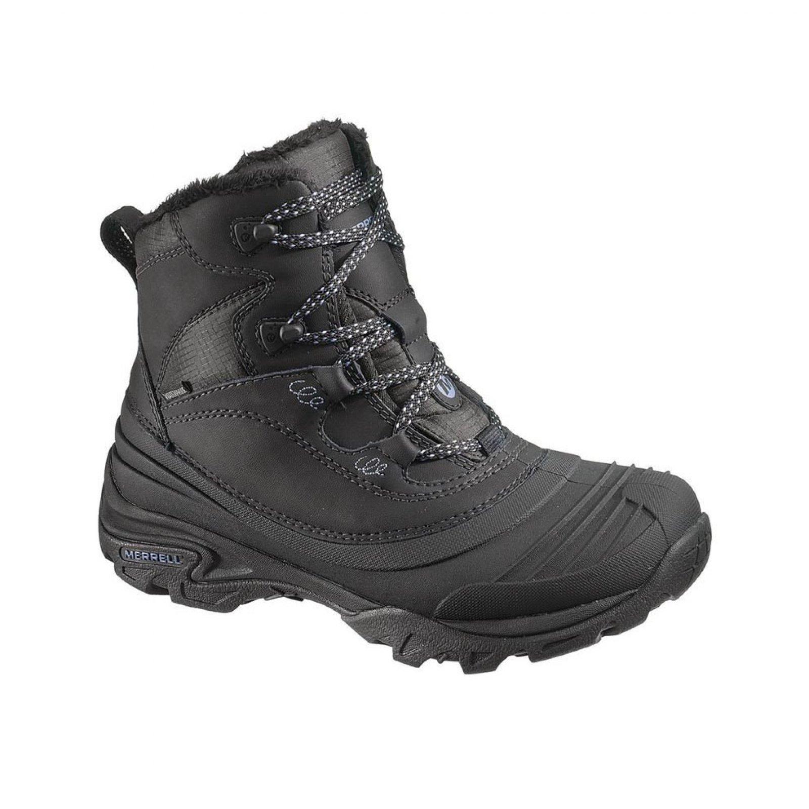 d3345093a54 Outdoorové boty Merrell Snowbound Mid Waterproof W J55624 - Actisport.cz