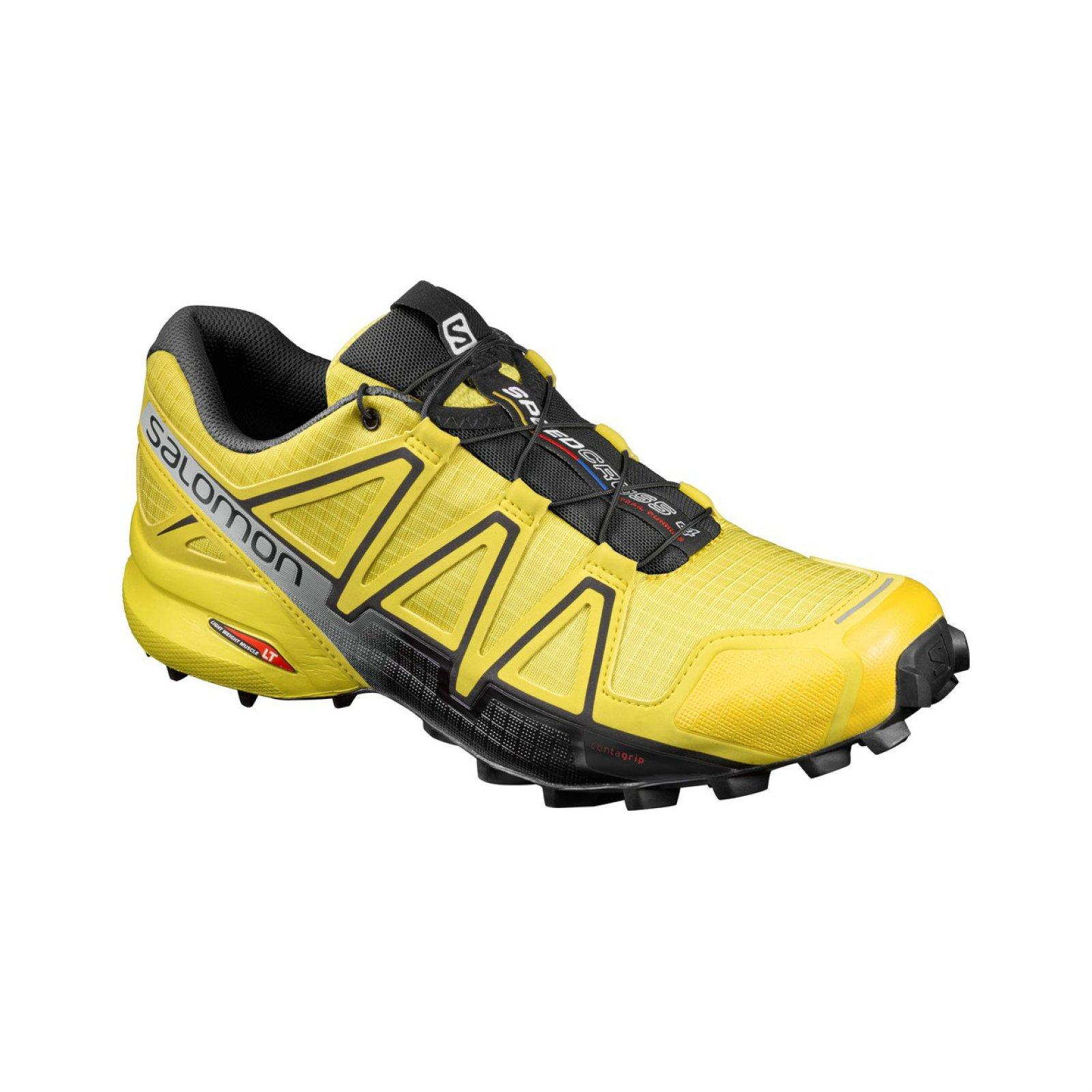 Trailové běžecké boty Salomon Speedcross 4 L39240000 - Actisport.cz 0e37a02202