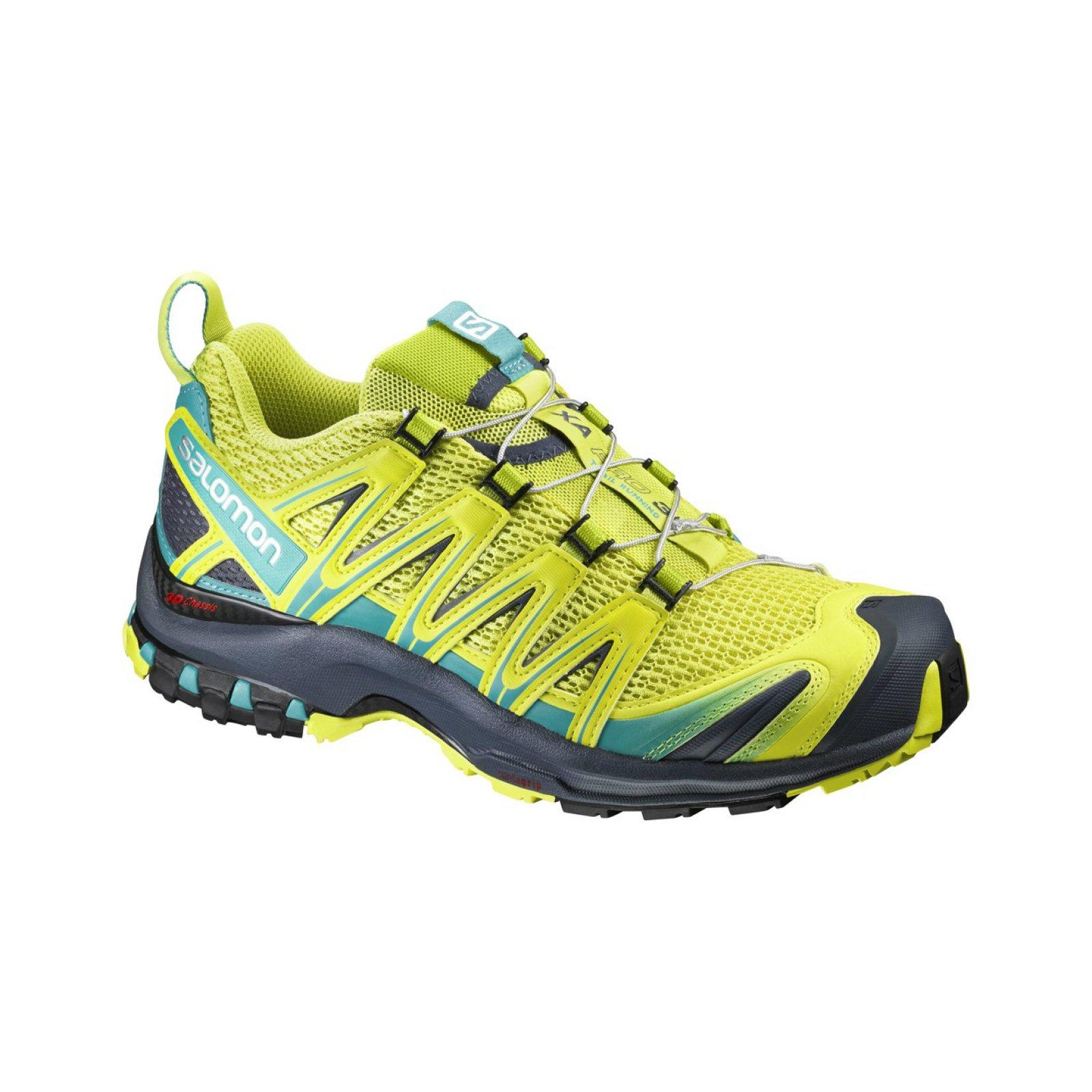 a14bbfac8a7 Trailové běžecké boty Salomon XA Pro 3D W L39327300 - Actisport.cz