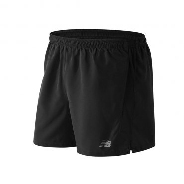 "New Balance Accelerate 5"" Short MS61073BK"