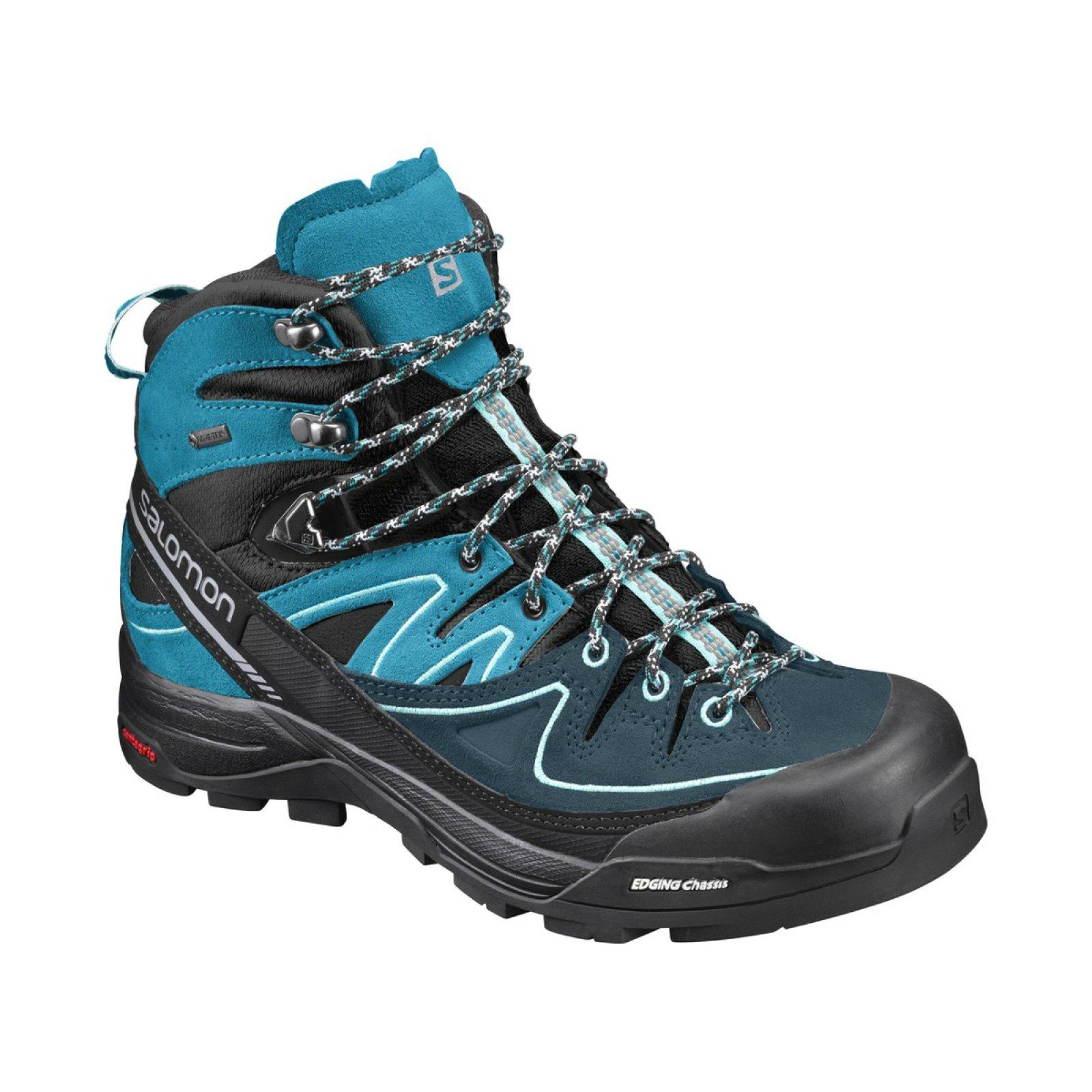 Outdoorové boty Salomon X Alp Mid LTR GTX W L39470200 - Actisport.cz 0001dc224d9