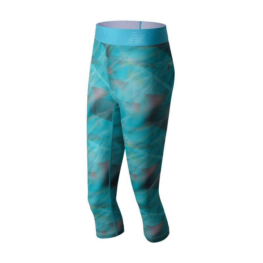 76a3a0c6841 Dámské funkční triko New Balance Accelerate Short Sleeve Graphic W ...
