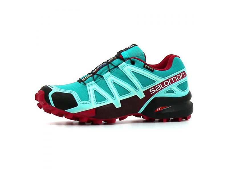 Trailové běžecké boty Salomon Speedcross 4 GTX W L39466700 ... 8286cff3db