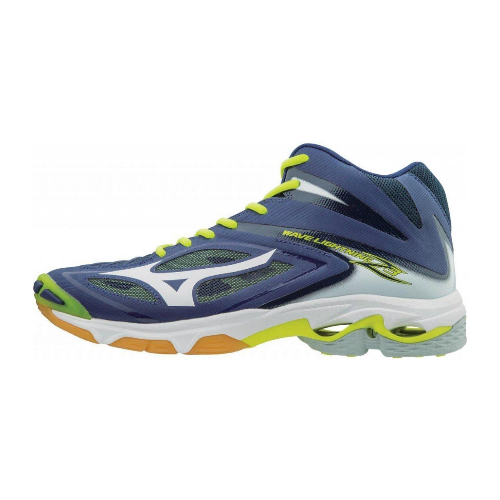 Volejbalové boty Mizuno Wave Lightning Z3 Mid U V1GA170571 ... c6bc7f9747