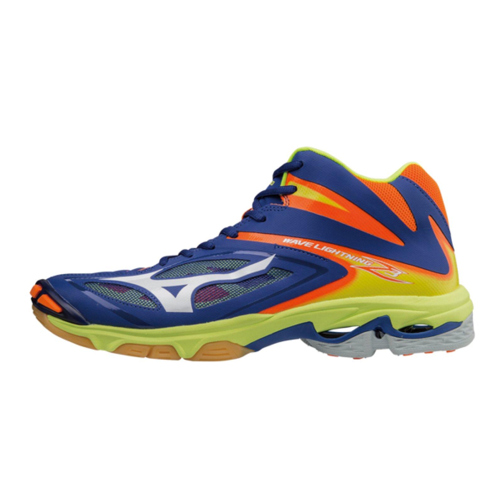 Volejbalové boty Mizuno Wave Lightning Z3 Mid U V1GA170573 ... 901b9460af
