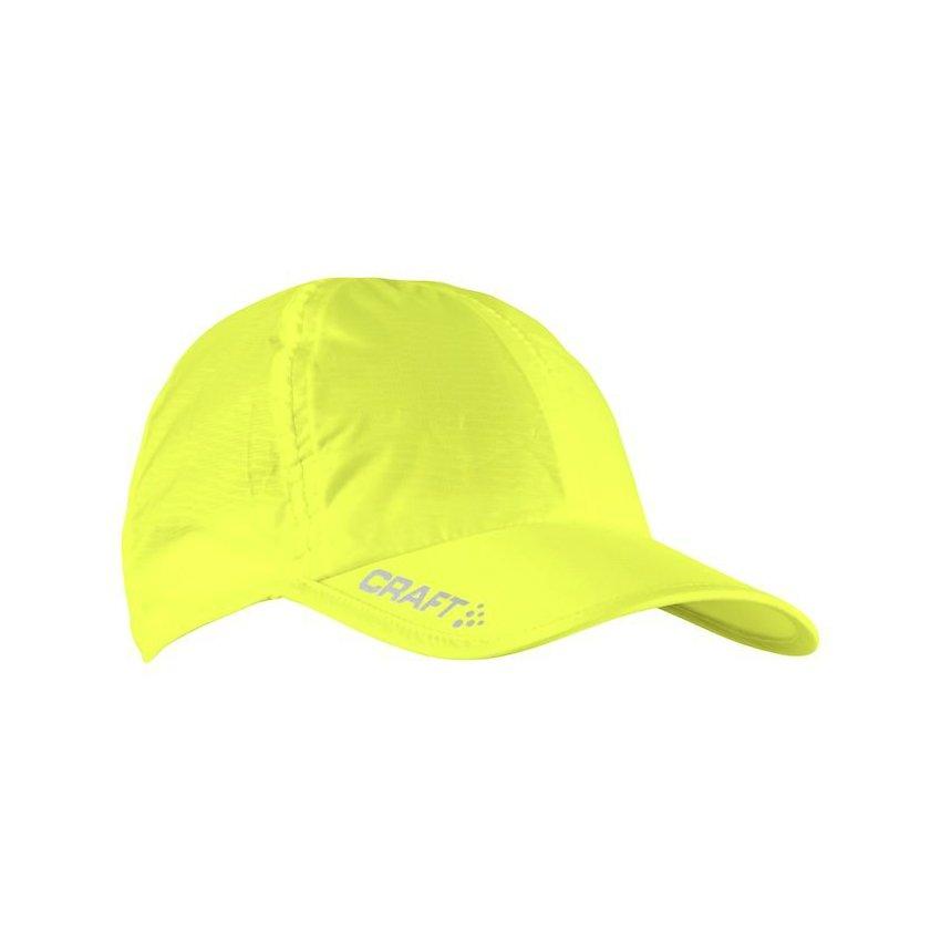 Craft Kšiltovka UV žlutá