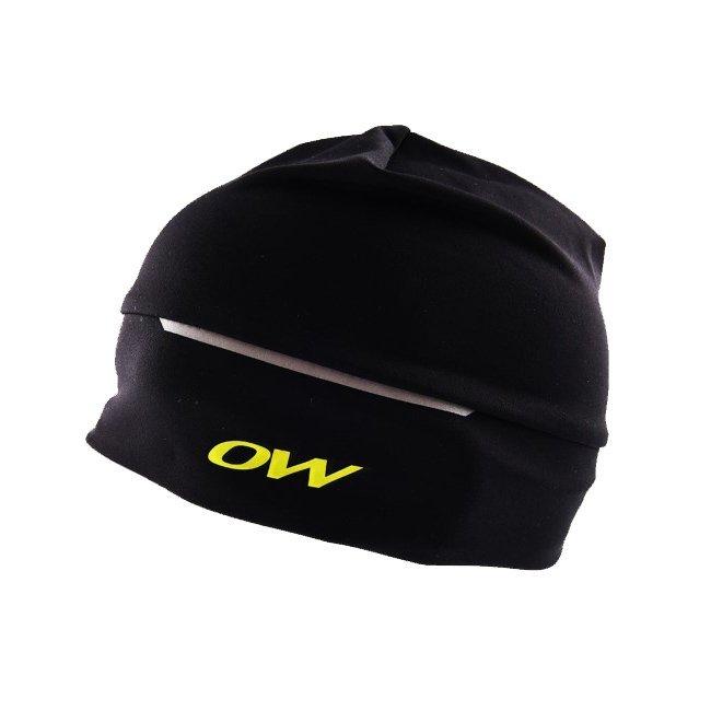 One Way Fair Lycra Hat Black