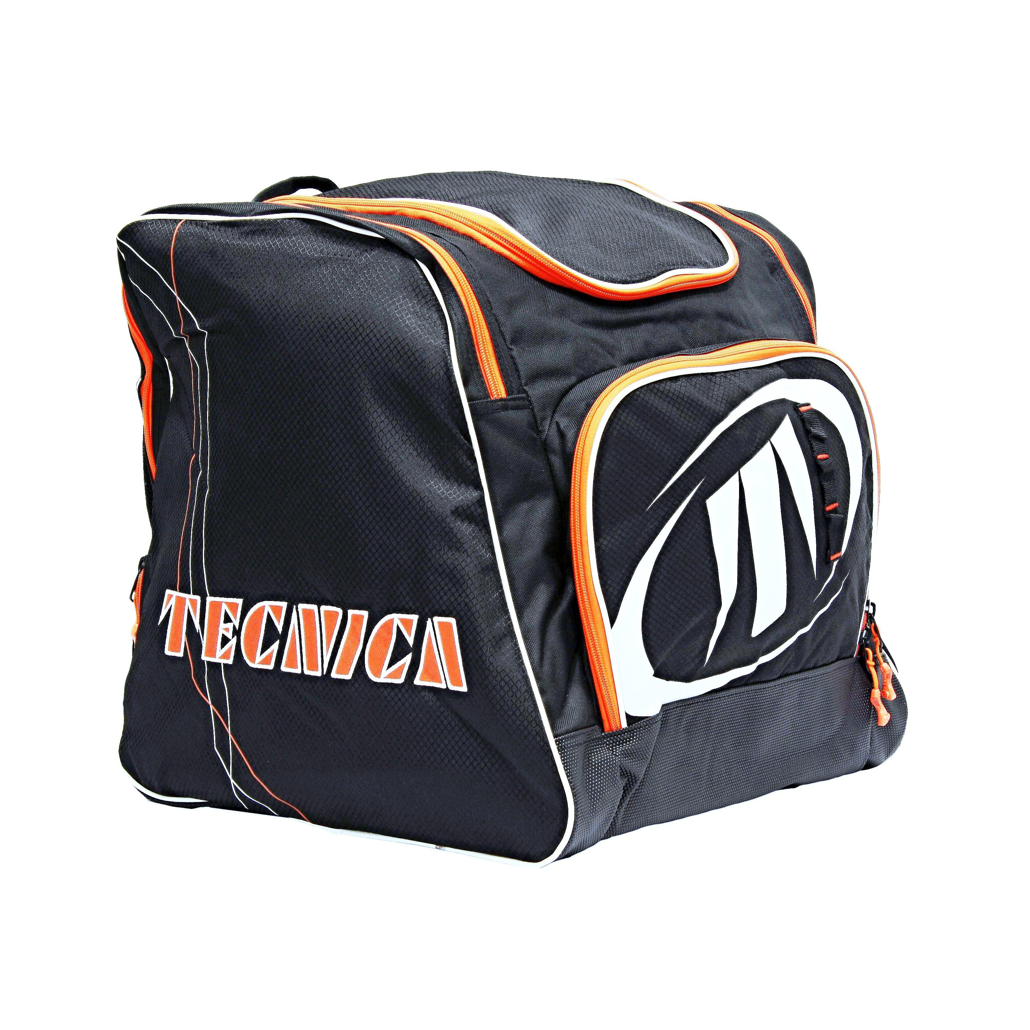 Tecnica Family / Team Skiboot Bagpack Black Orange