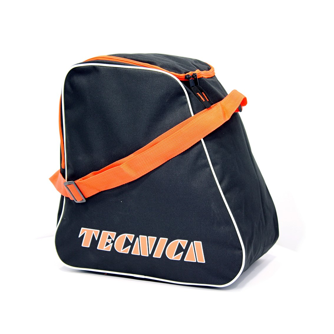 Tecnica Skiboot Bag Black Orange