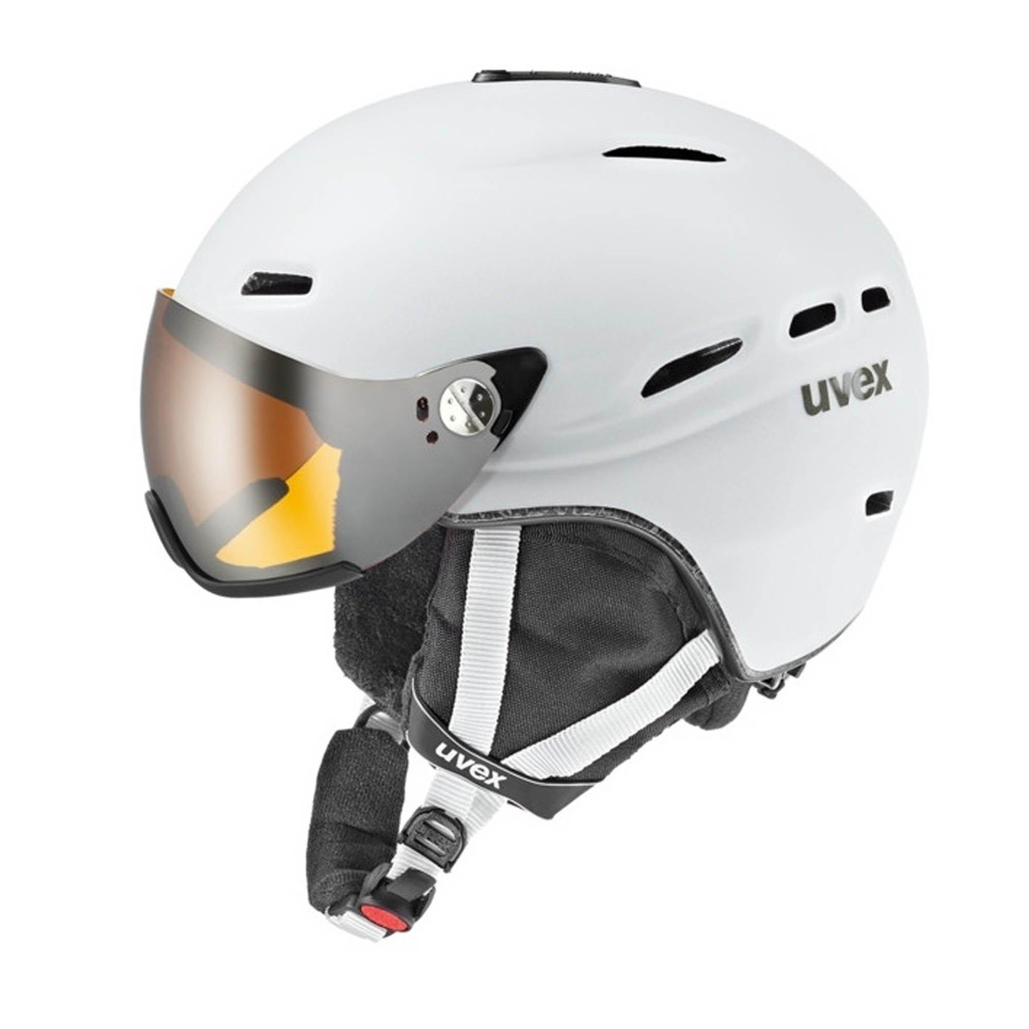Uvex HLMT 200 White Mat/Mat 16/17