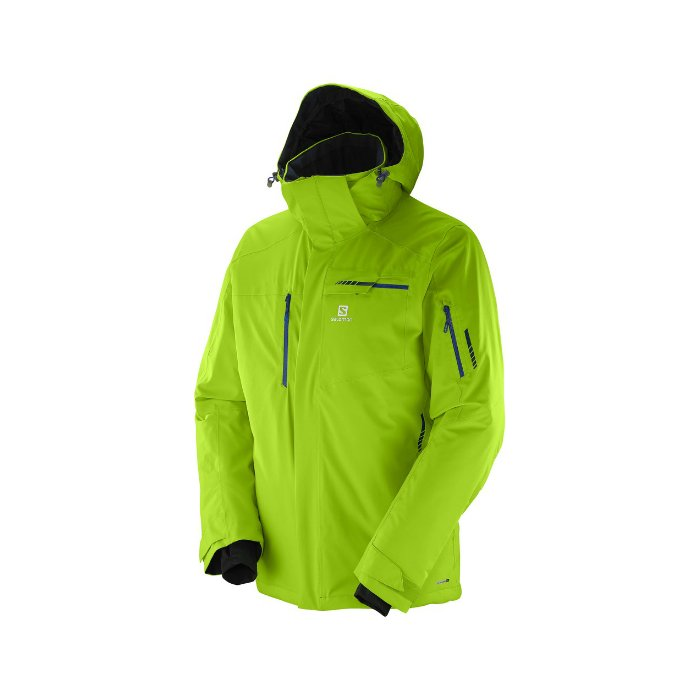 Salomon Brilliant JKT 382949 zelená
